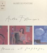 Marie-Paule Défossez et Robert Delpire - André François, femmes et paysages - Exposition Musée de Pontoise, 30 novembre 1996-9 mars 1997.