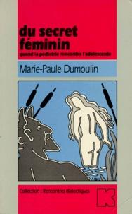 Marie-Paule Dumoulin - .