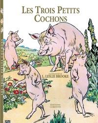 Marie Paule Page - Les trois petits cochons.