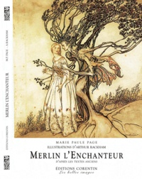 Marie-Paule Page - Merlin l'enchanteur.