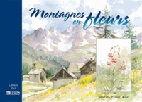 Marie-Paule Roc - Montagnes en fleurs.