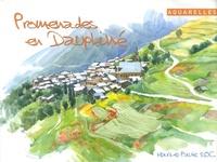 Marie-Paule Roc - Promenades en Dauphiné.