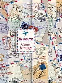 Marie-Paule Zierski - En route - Carnet de voyage.