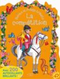 Marie-Paule Zierski - La compétition - Avec 200 autocollants brillants !.