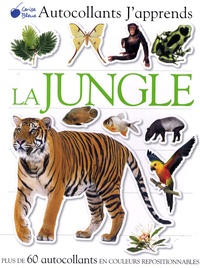 Marie-Paule Zierski - La jungle.