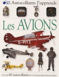 Marie-Paule Zierski - Les avions.