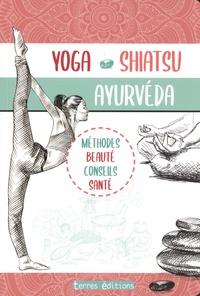 Marie-Paule Zierski - Yoga, Shiatsu, Ayurvéda.