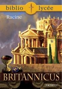 Bibliolycée - Britannicus, Racine.