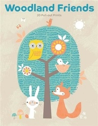 Galabria.be Woodland Friends : 20 Pull-out Prints Image