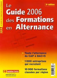 Rhonealpesinfo.fr Le Guide 2006 des Formations en Alternance Image