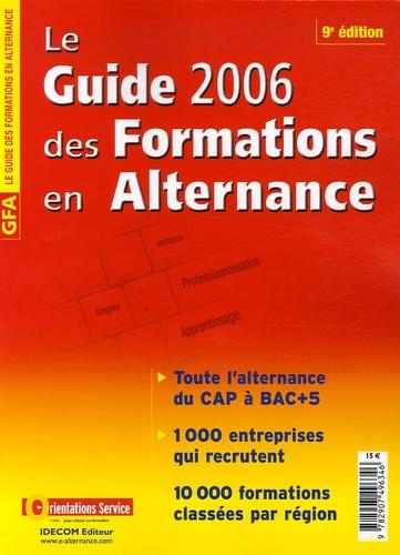 Marie Perreux - Le Guide 2006 des Formations en Alternance.