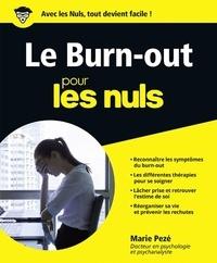 Marie Pezé - Le Burn-out pour les nuls.