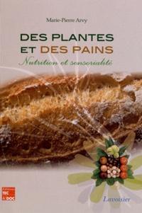 Des plantes et des pains - Nutrition et sensorialité.pdf