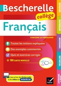 Marie-Pierre Bortolussi et Christine Grouffal - Bescherelle français collège.