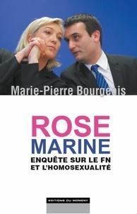 Marie-Pierre Bourgeois - Rose Marine.
