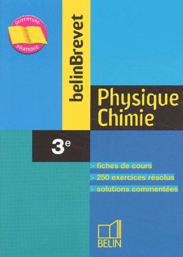 Marie-Pierre Caby - Physique-Chimie 3ème.