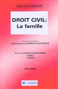 Droit civil : La famille. 2ème édition.pdf