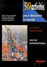 50 activités pour découvrir le monde à lécole maternelle - Vers les mathématiques.pdf