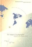 Marie-Pierre Dion - Du voyage à la géographie - Itinéraires et cartes d'Emmanuel de Croÿ, Bibliothèque de Valenciennes, 15 septembre-31 octobre 1996.