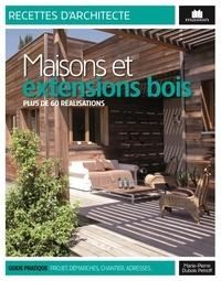 Marie-Pierre Dubois Petroff - Maisons et extensions bois - Plus de 60 réalisations.