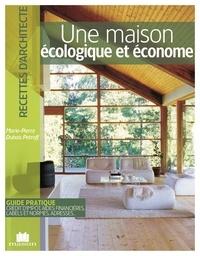 Une maison écologique et économe.pdf