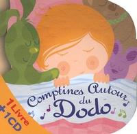 Marie-Pierre Emorine et Françoise Bobe - Comptines autour du dodo. 1 CD audio