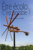 Marie-Pierre Hage - Etre écolo, c'est possible ?.