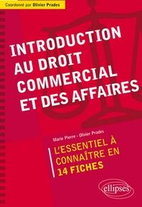 Histoiresdenlire.be Introduction au droit commercial et des affaires Image