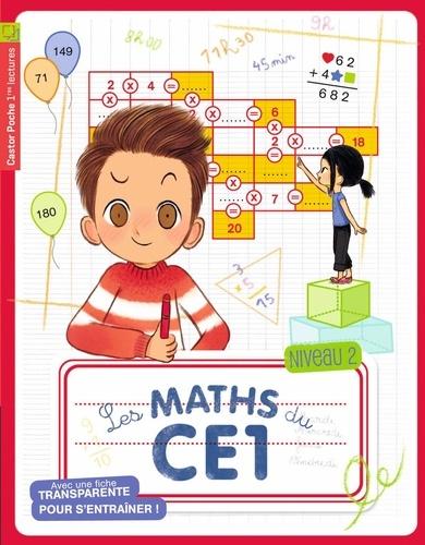 Marie-Pierre Laforgue et Emmanuel Ristord - Les maths du CE1 niveau 2.
