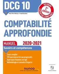 Marie-Pierre Mairesse et Arnaud Desenfans - DCG 10 Comptabilité approfondie - Manuel - 2020/2021 - 2020/2021.