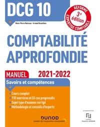 Marie-Pierre Mairesse et Arnaud Desenfans - DCG 10 Comptabilité approfondie - Manuel - 2021/2022 - Réforme Expertise comptable.