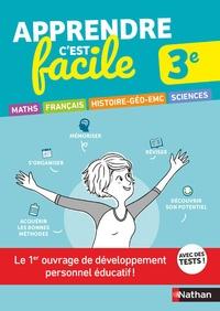 Marie-Pierre Saulze et Catherine Schwennicke - Apprendre c'est facile 3e.