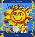 Marie-Pierre Teuler - Masques.