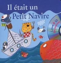 Marie-Pierre Tiffoin et Rémi Guichard - Il était un petit navire. 1 CD audio