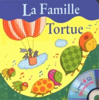 Marie-Pierre Tiffoin - La famille tortue. 1 CD audio