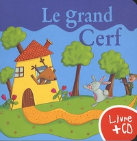 Marie-Pierre Tiffoin - Le grand cerf. 1 CD audio