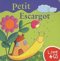 Marie-Pierre Tiffoin - Petit escargot. 1 CD audio