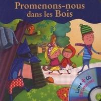 Marie-Pierre Tiffoin - Promenons-nous dans les bois. 1 CD audio
