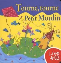 Marie-Pierre Tiffoin - Tourne, tourne petit moulin. 1 CD audio