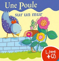 Marie-Pierre Tiffoin - Une Poule sur un mur. 1 CD audio