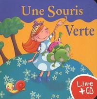 Marie-Pierre Tiffoin - Une souris verte. 1 CD audio