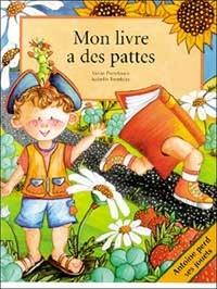 Marie Portelance - Mon livre a des pattes.