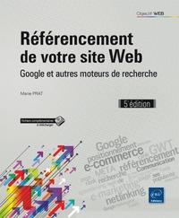 Marie Prat - Référencement de votre site Web - Google et autres moteurs de recherche.