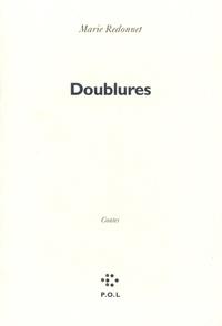 Marie Redonnet - Doublures.