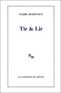 Marie Redonnet - Tir et Lir.