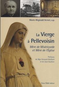 Marie-Réginald Vernet - La vierge à Pellevoisin - Mère de Miséricorde et Mère de l'Eglise.