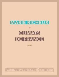 Marie Richeux - Climats de France.