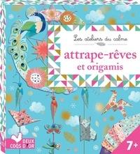Marie-Rose Boisson - Attrape-rêves et origamis.
