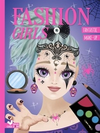 Marie-Rose Boisson - Fantastic make-up.