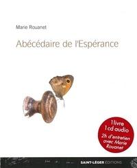 Marie Rouanet - Abécédaire de l'Espérance. 1 CD audio MP3